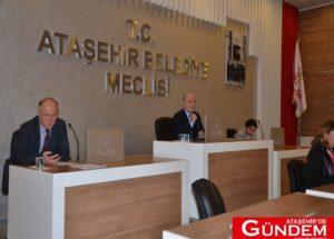 Ataşehir Belediyesi Ak Parti Grubundan 2017'yi Kurtarma Hamleleri