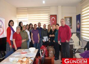 Ataşehir Anadolu Kültürleri Dayanışma Festivali ATACANDER'e konuk oldu