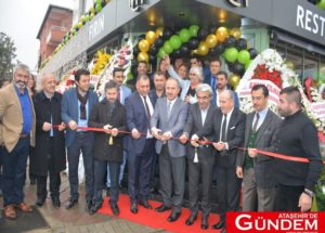 Ataşehir'in en geniş mutfağı: Mozaik Restaurant