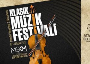 Ataşehir'de Klasik Müzik Festivali Başlıyor