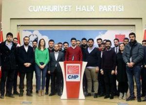 CHP Gençlik Kolları Başkanı Emre Yılmaz Oldu
