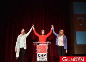 CHP İstanbul İl Kadın Kolları Başkanı Belli Oldu
