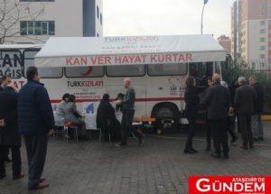 Ataşehir Kaymakamlığı  Afrin'i unutmuyor