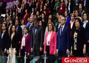 CHP Kadın Kolları Başkanı belli oldu