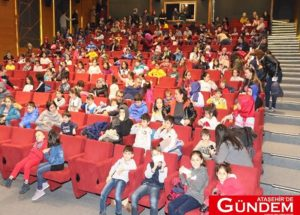 Mustafa Saffet Kültür Merkezi'nde Şenlik Coşkusu
