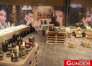 Ataşehir'in Sağlık Pazarı: Organik Pazar