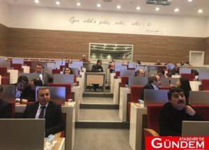 Mart Ayı Meclisi Ataşehir'de Gündem'i Konuştu