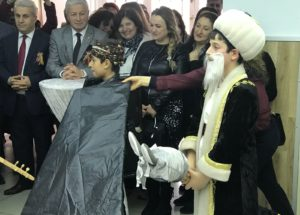 Hasan Leyli Ortaokulu mirasına sahip çıkıyor