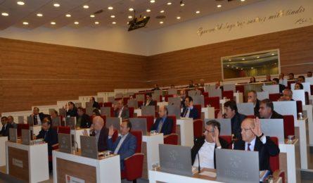 Belediye Meclisi Nisan Ayı Toplantısında Encümen ve Komisyon Üyelerini Seçti