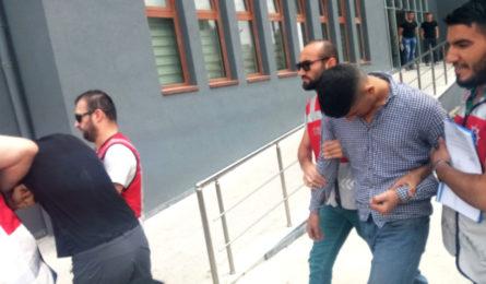 Otobüste Taciz Kavgasına 1 Tutuklama