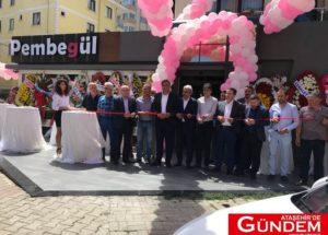 """ARTIK ATAŞEHİR'iN  DE """"PEMBEGÜL""""Ü VAR"""