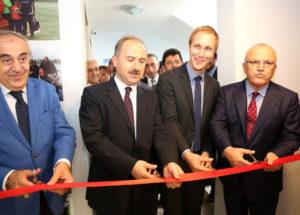 Ataşehir Monheım Tasarım Okulu Açıldı